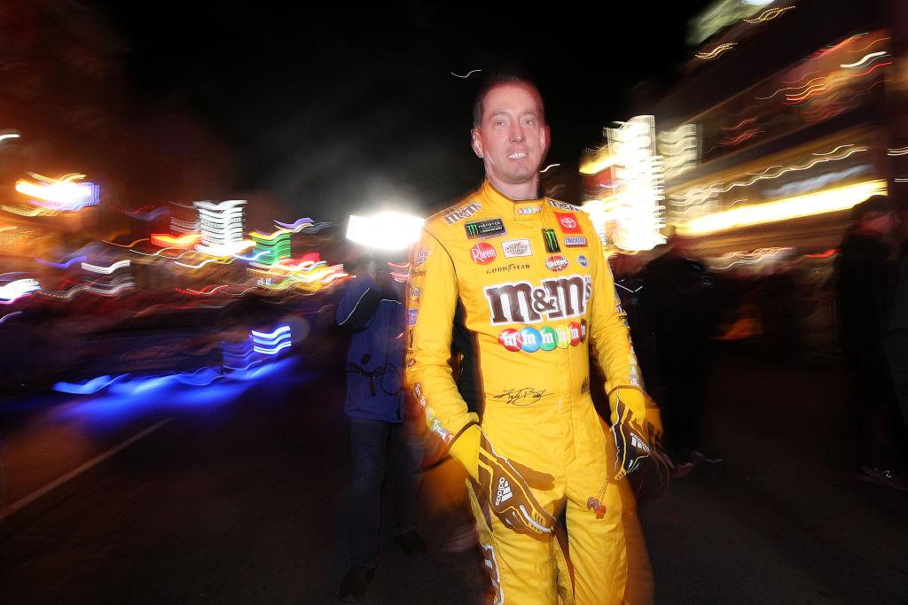 Kyle Busch, NASCAR