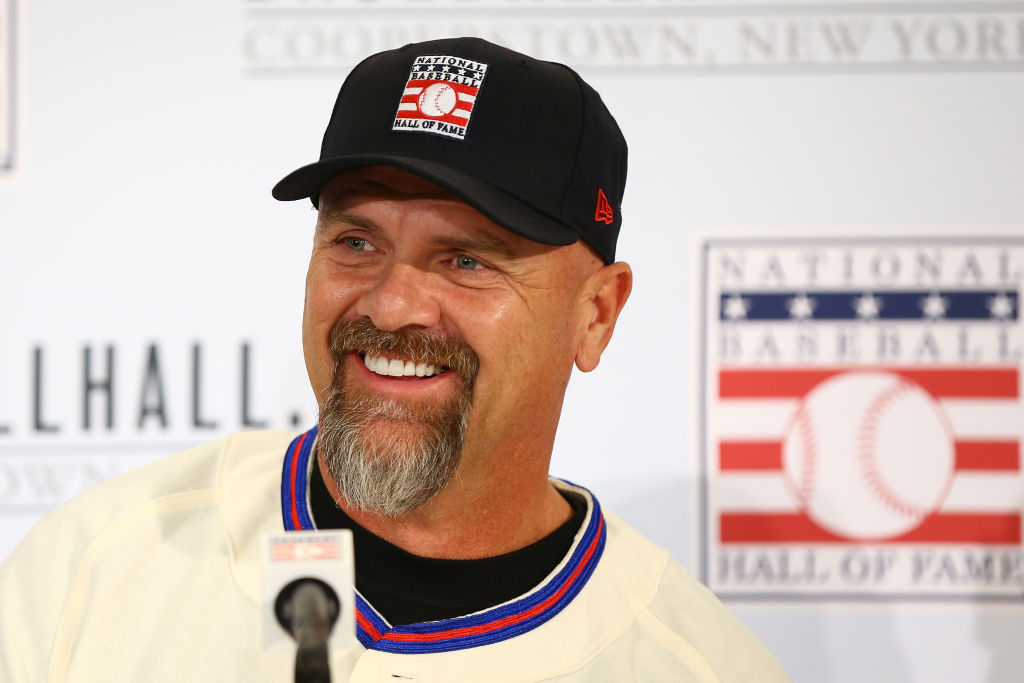 After a career as a baseball player, Larry Walker will get his chance as an NHL goalie.