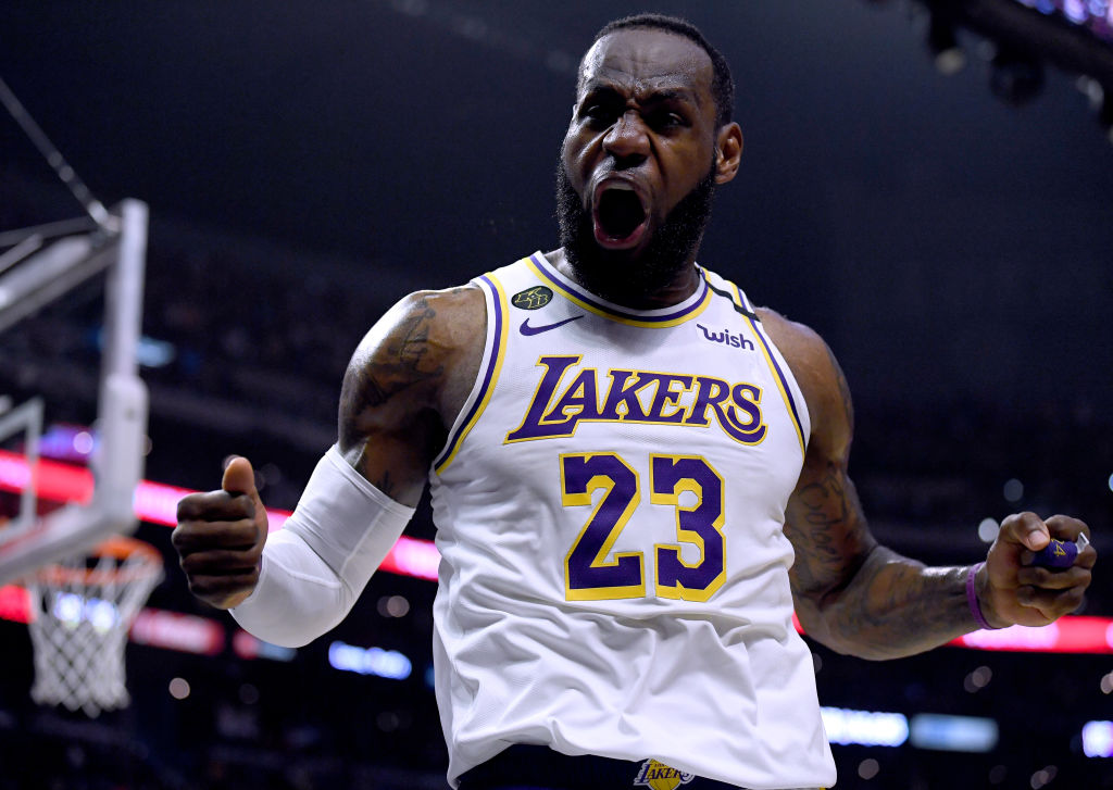 Stephon Marbury Called Out LeBron James For Not Being a 'Real Laker'
