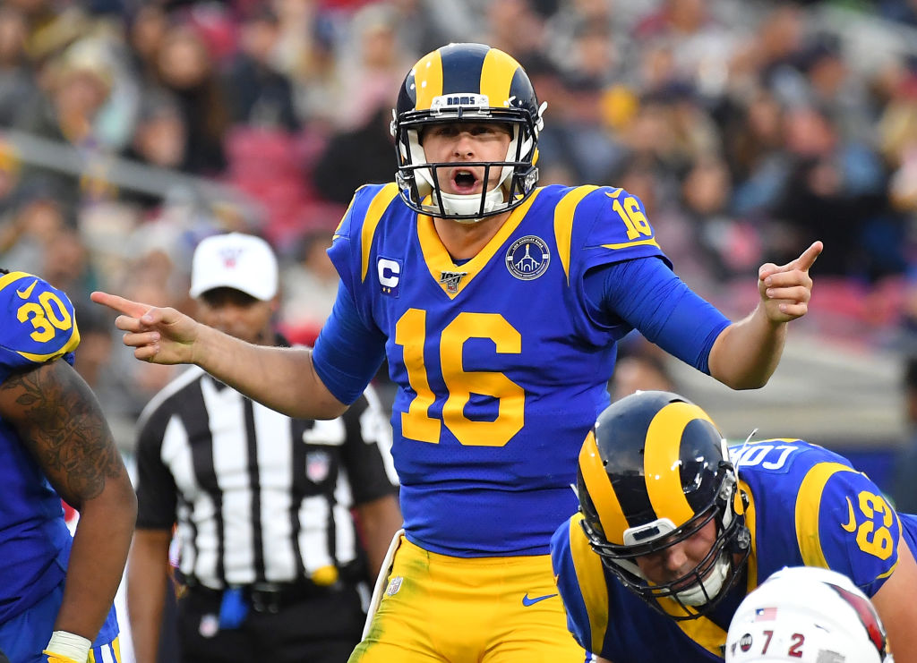 Ever since their early days in Cleveland, the Rams have kept the same name.