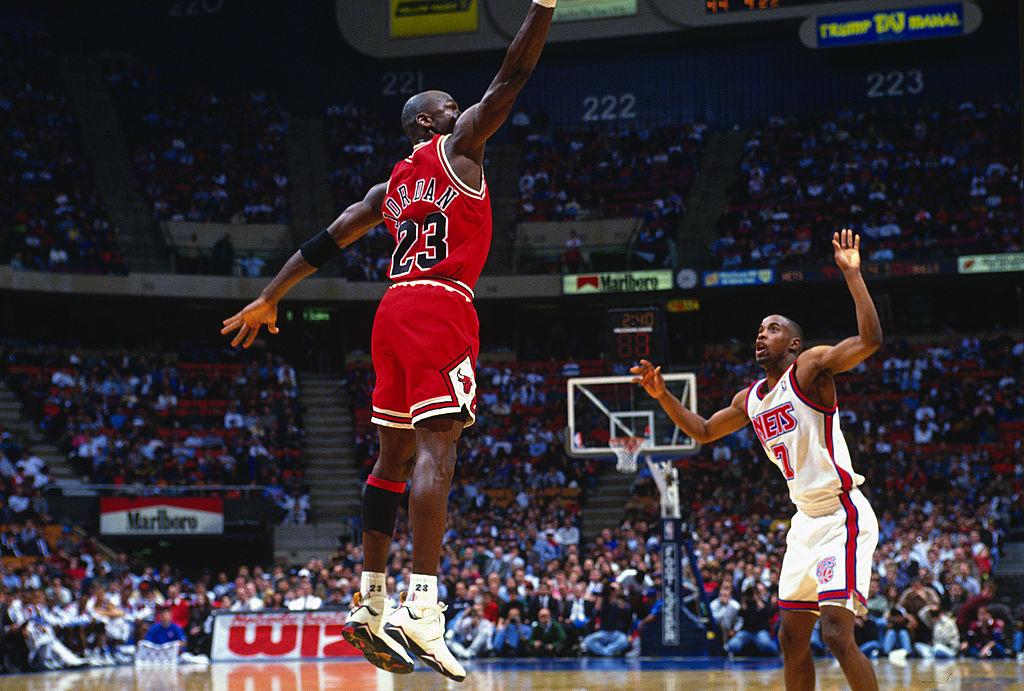 Michael Jordan was an elite talent, but a brutal trash-talker.