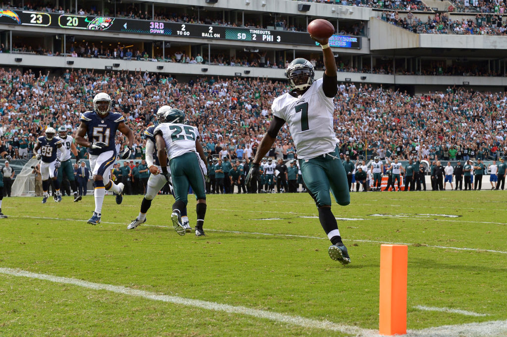 Should Michael Vick Earn Hall of Fame Consideration?