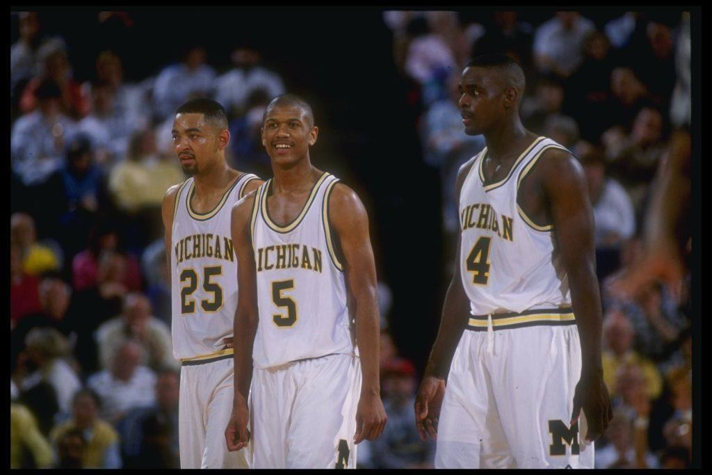 How Did Michigan's Fab Five Fare in the NBA?