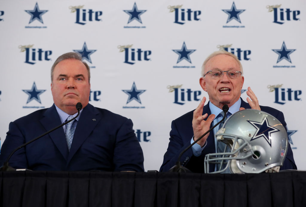Jerry Jones and the Dallas Cowboys will have a different draft strategy this year, thanks to Mike McCarthy.