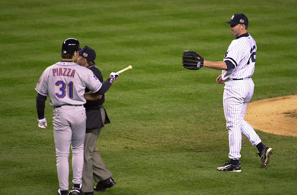 Mike Piazza Reflects on His On-The-Field Issues With Roger Clemens