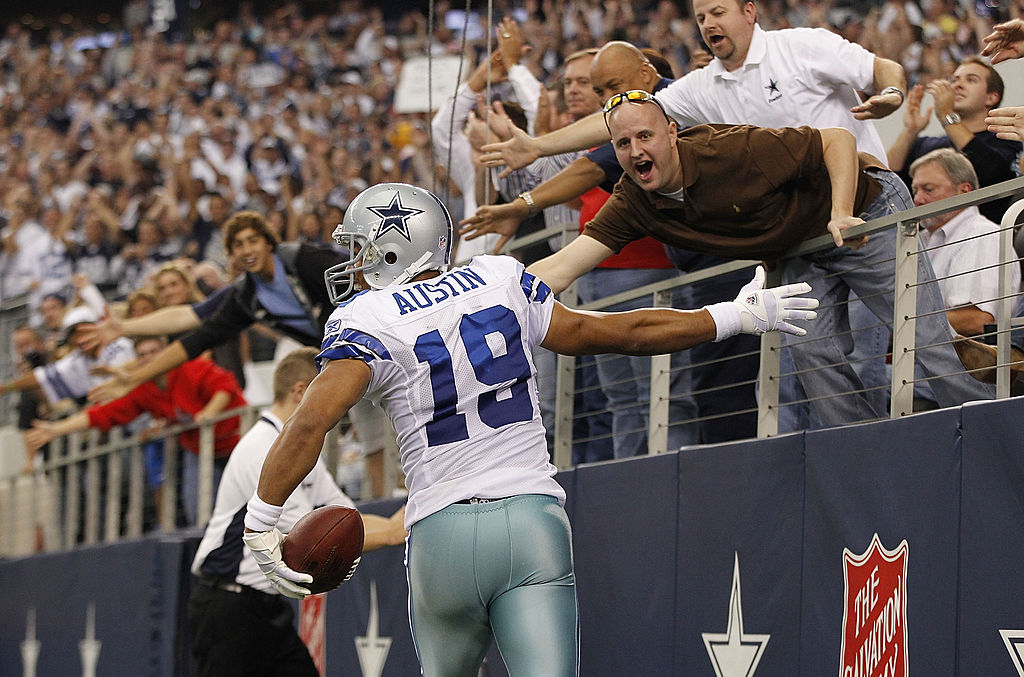Miles Austin Dallas Cowboys