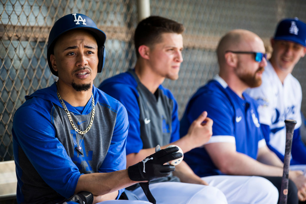 The Los Angeles Dodgers are one of three MLB teams that have promised to pay minor league players during the coronavirus shutdown.