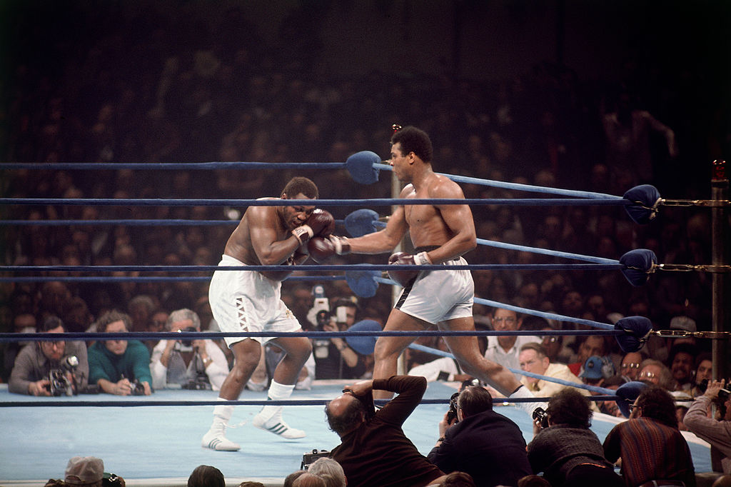 Best boxing trilogies of all time