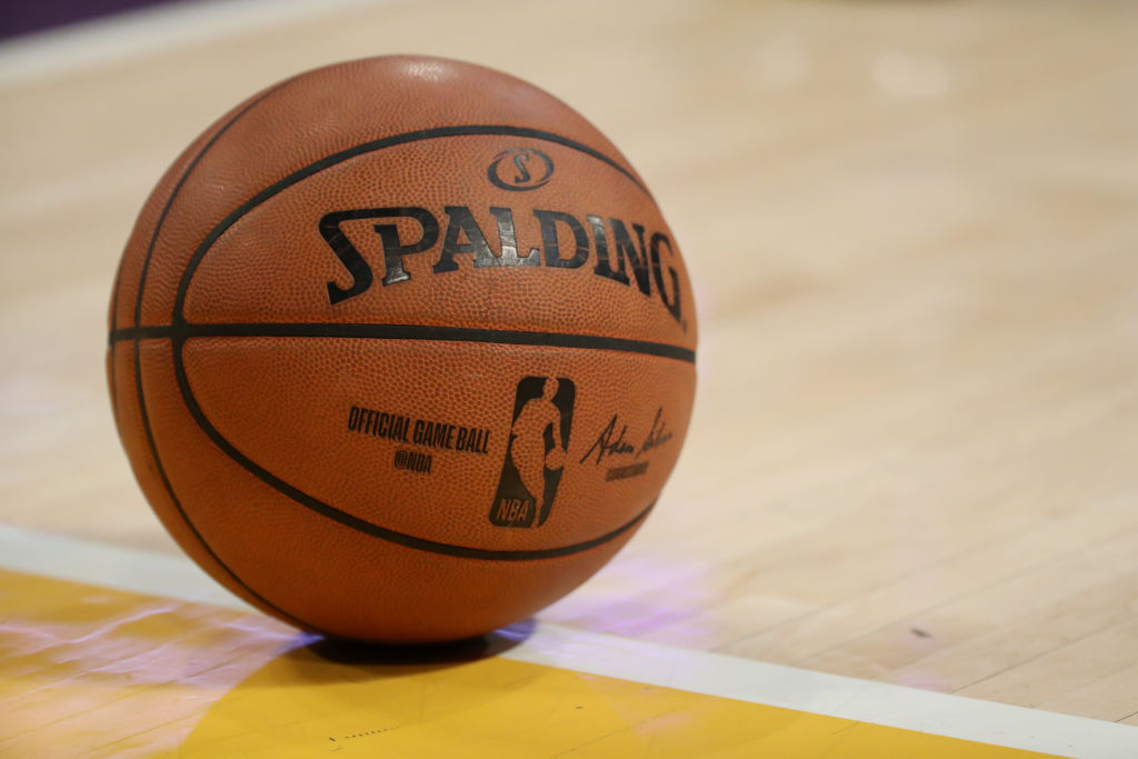 The NBA season has been indefinitely suspended because of the coronavirus pandemic.