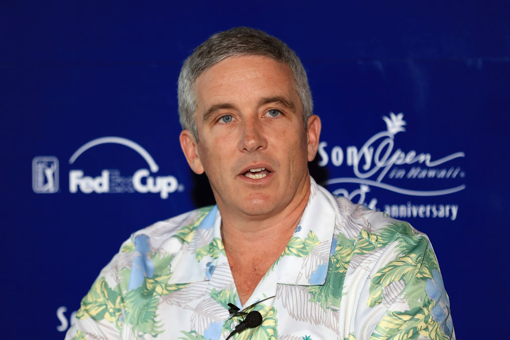 The PGA Tour Commissioner Stands to Lose Millions and is OK With It