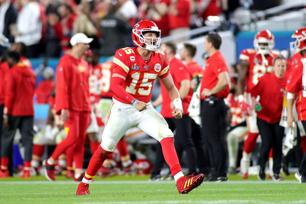 Watch Out, NFL Defenses — Patrick Mahomes Finally Knows How to Play Quarterback