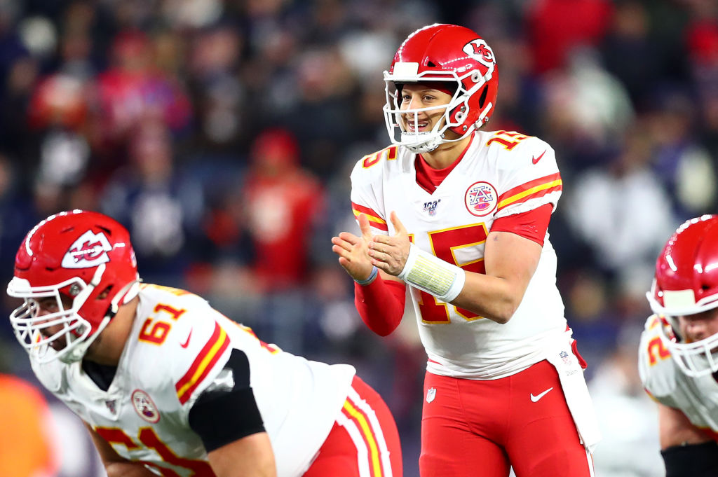 The Kansas City Chiefs Just Scored a Nice Favor From MLB
