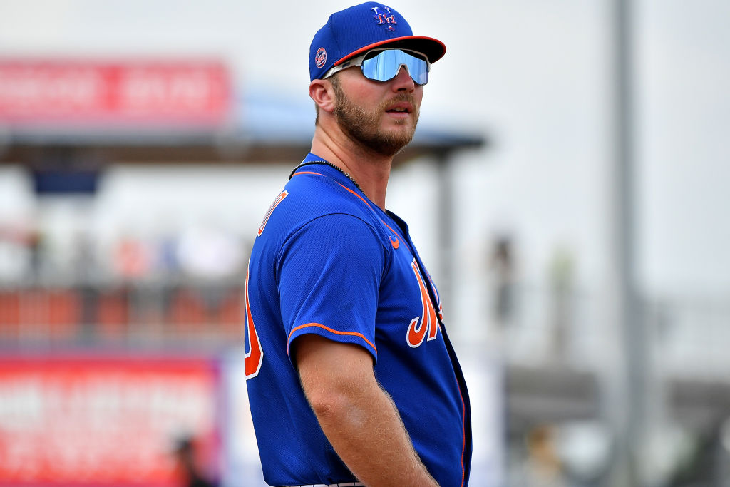 The way Pete Alonso responded to Mets losing manager Carlos Beltran proves he's ready for a leadership role with the team.