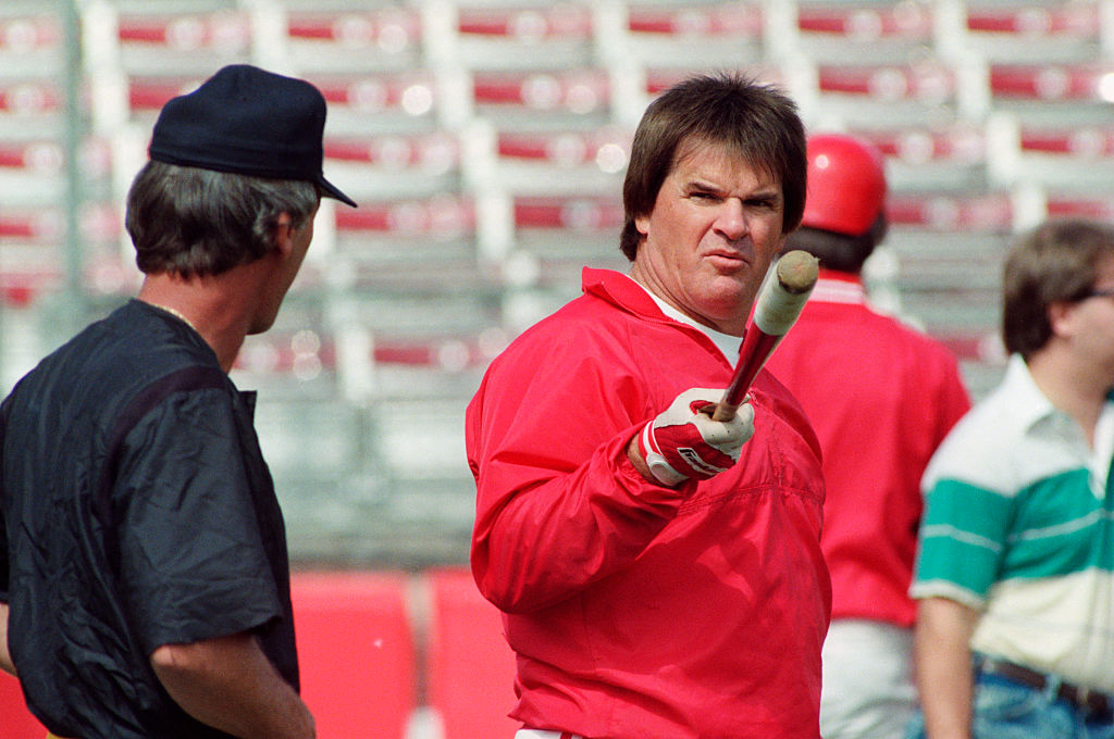 Baseball legend Pete Rose was banned from the sport in 1989. Sports Illustrated exposed Rose's gambling on March 27, 1989.