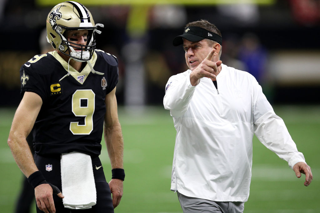 Saints head coach Sean Payton slipped an interesting note in a recent interview that may have revealed when Drew Brees plans on retiring from the NFL.