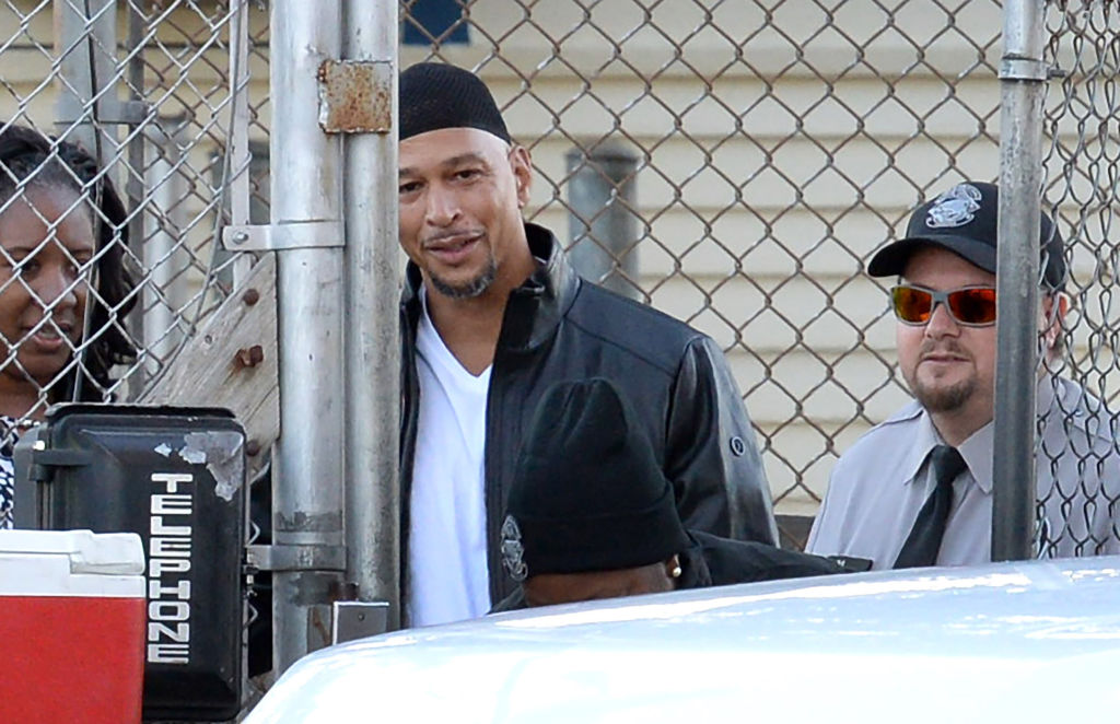 Former NFL Receiver Rae Carruth Hoping for Future With Son He Tried to Kill