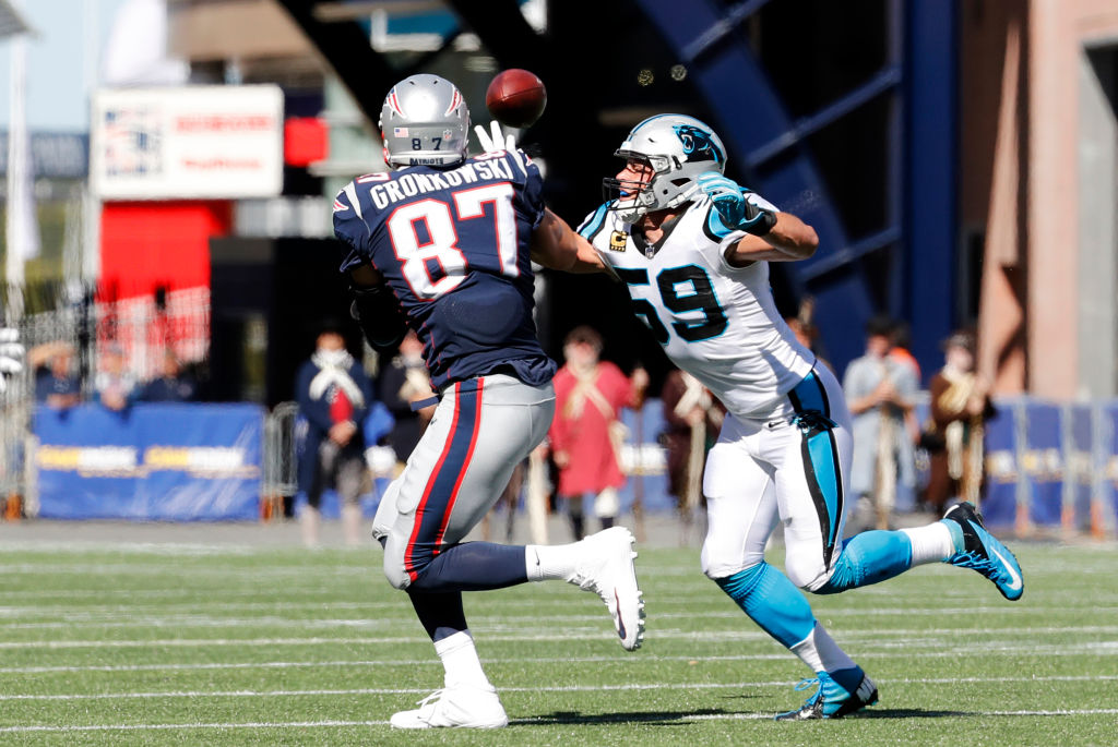 Rob Gronkowski and Luke Kuechly are two NFL stars who retired early due to recurring injuries.