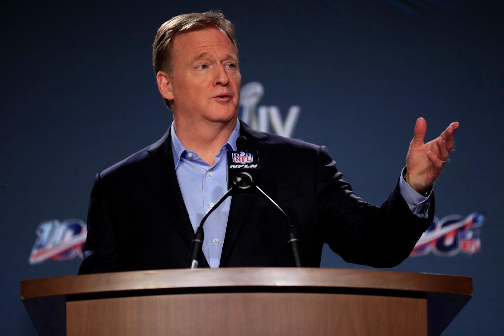 Roger Goodell, NFL Draft