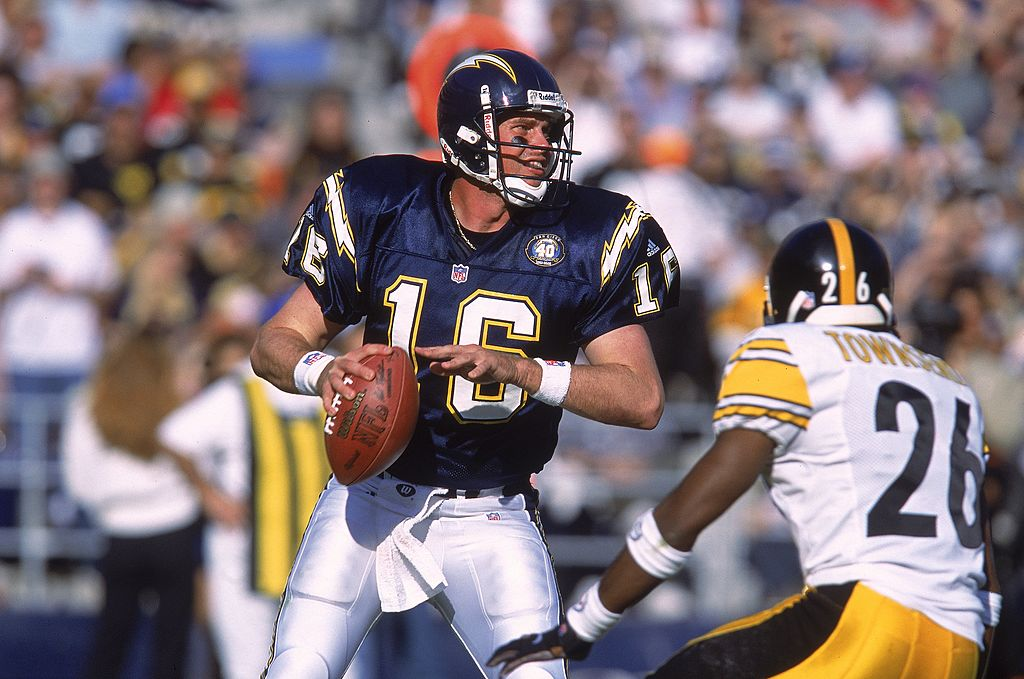 Ryan Leaf wants NFL rookies to avoid following in his footsteps.