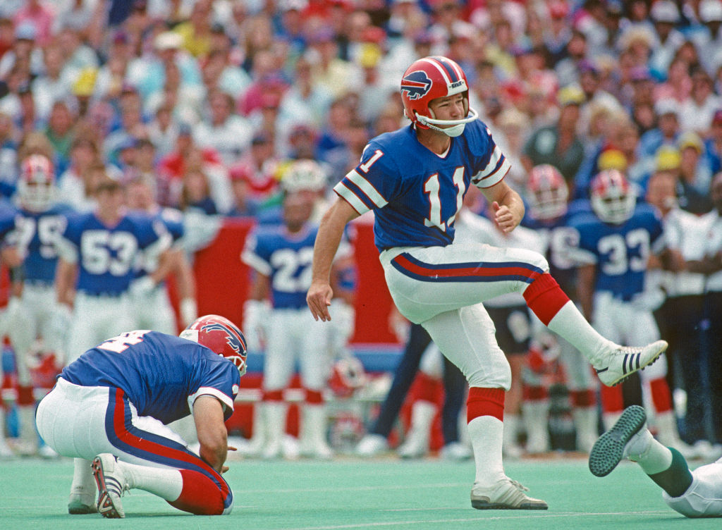 Scott Norwood, Wide Right, Buffalo Bills
