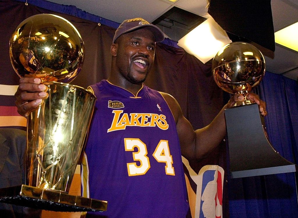 Why did Shaquille O'Neal refuse to appear on a Wheaties Box?