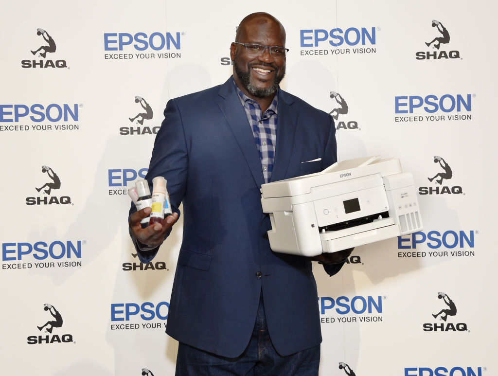Shaq's business success is driven by one simple emotion.