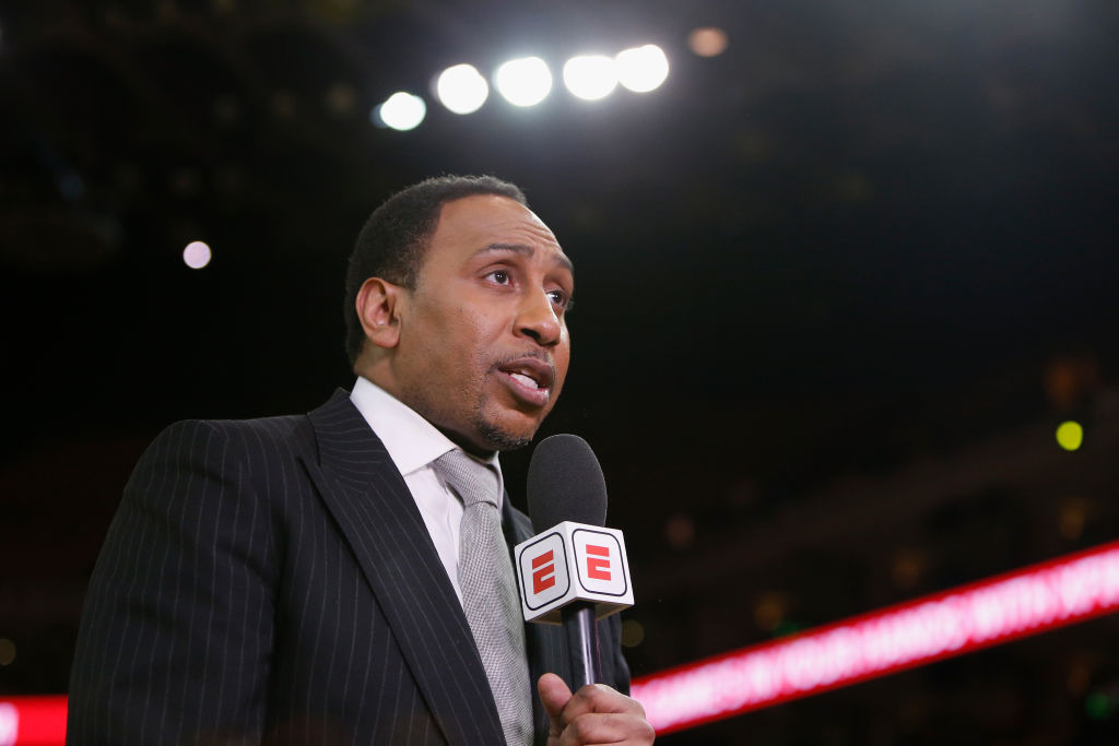 Why does Stephen A. Smith believe the Kawhi Leonard is like a modern Michael Jordan?