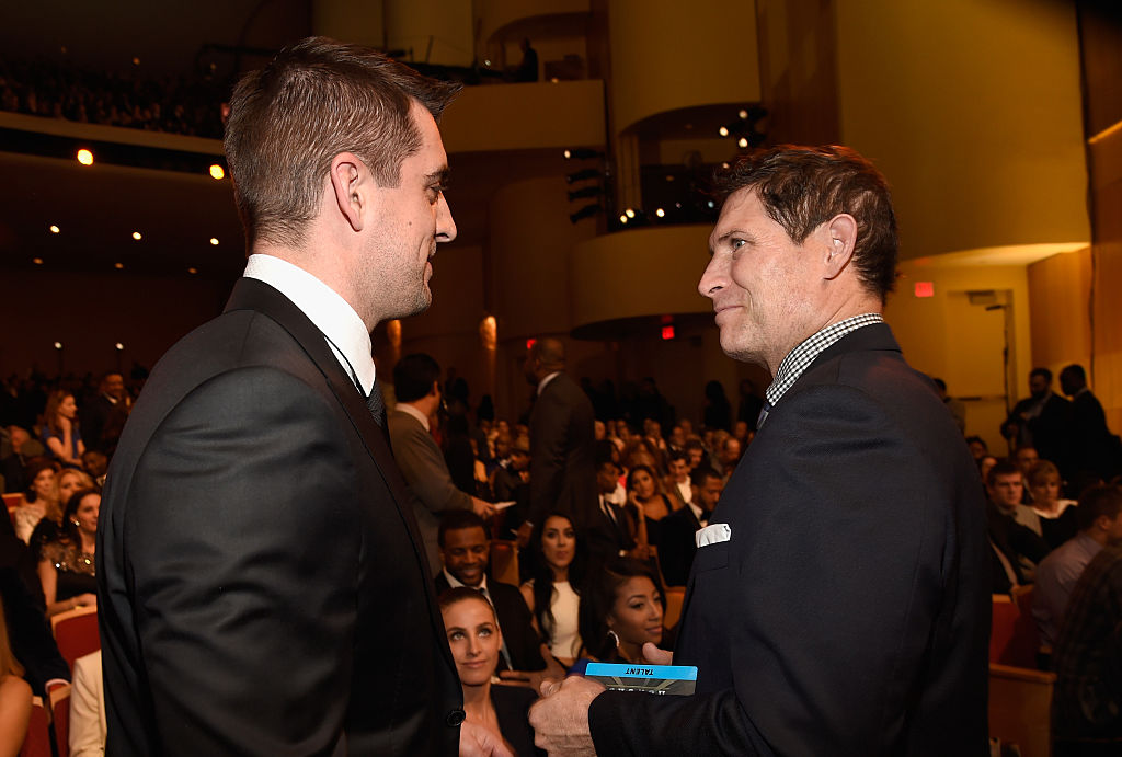 Steve Young Aaron Rodgers