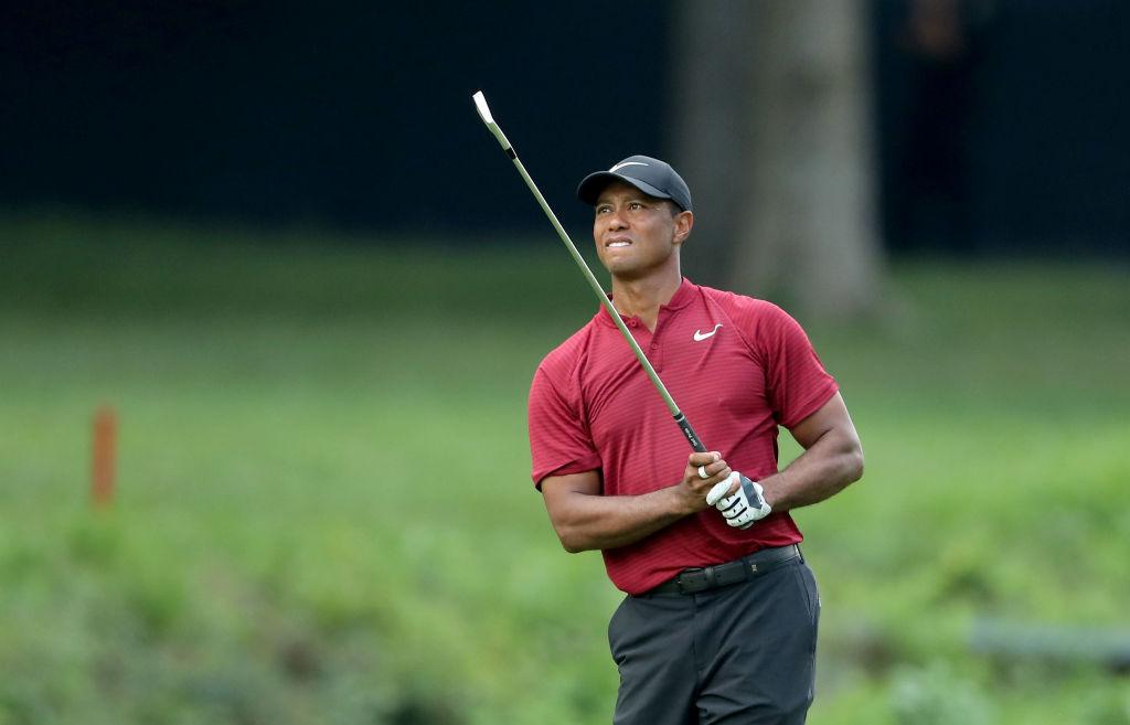 Tiger Woods. PGA Tour