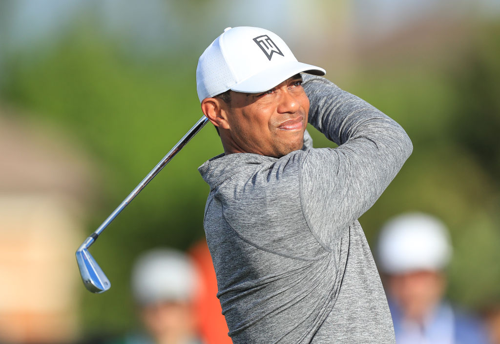 Would You Bet $100 on Tiger Woods Making a 25-Foot Putt?