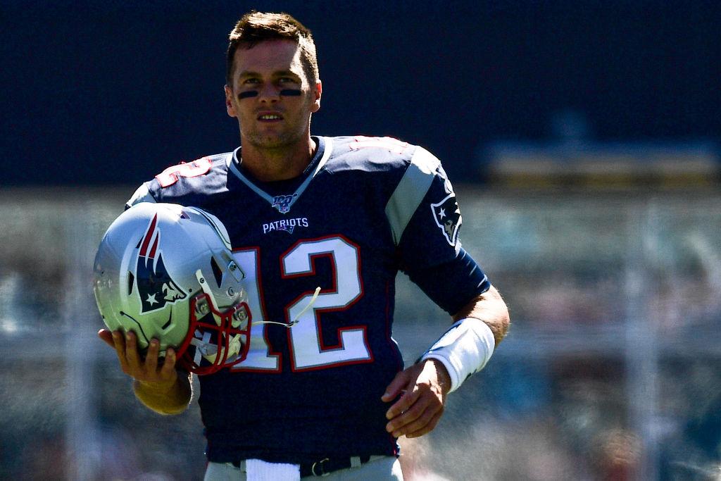 Buccaneers quarterback Tom Brady