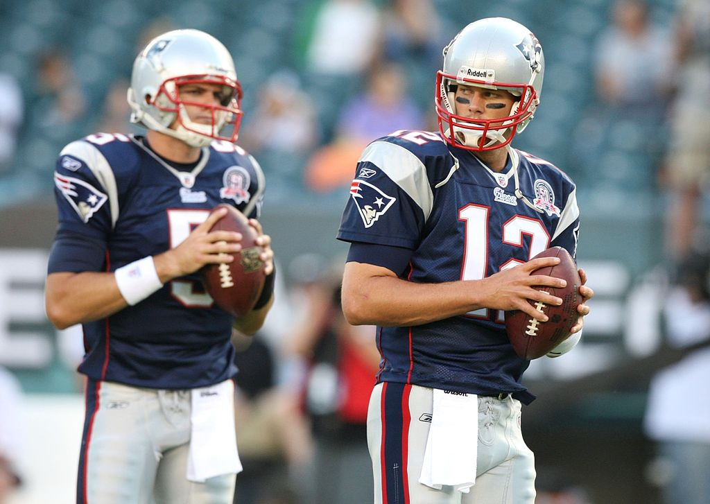 Tom Brady and Kevin O'Connell