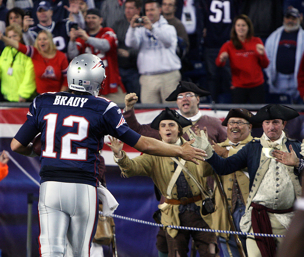 How Many Times Did Tom Brady Earn a 99 Overall in Madden?