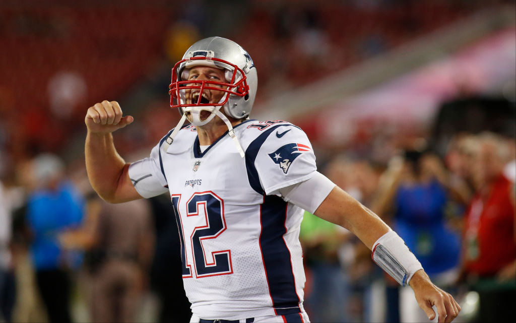 Future Hall of Fame quarterback Tom Brady signed a two-year contract with the Tampa Bay Buccaneers.