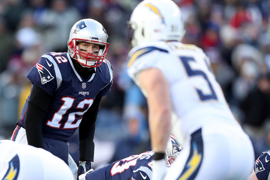 After spending 20 seasons with the New England Patriots, could Tom Brady sign with the Los Angeles Chargers?