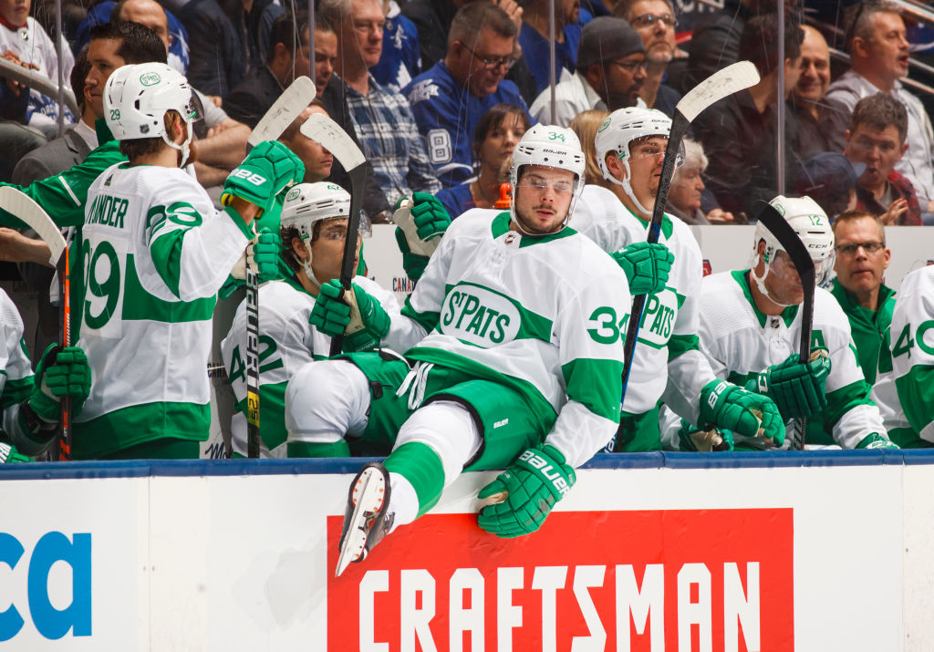 Long Before Patrick Roy, the NHL Had Its Very Own St. Pats