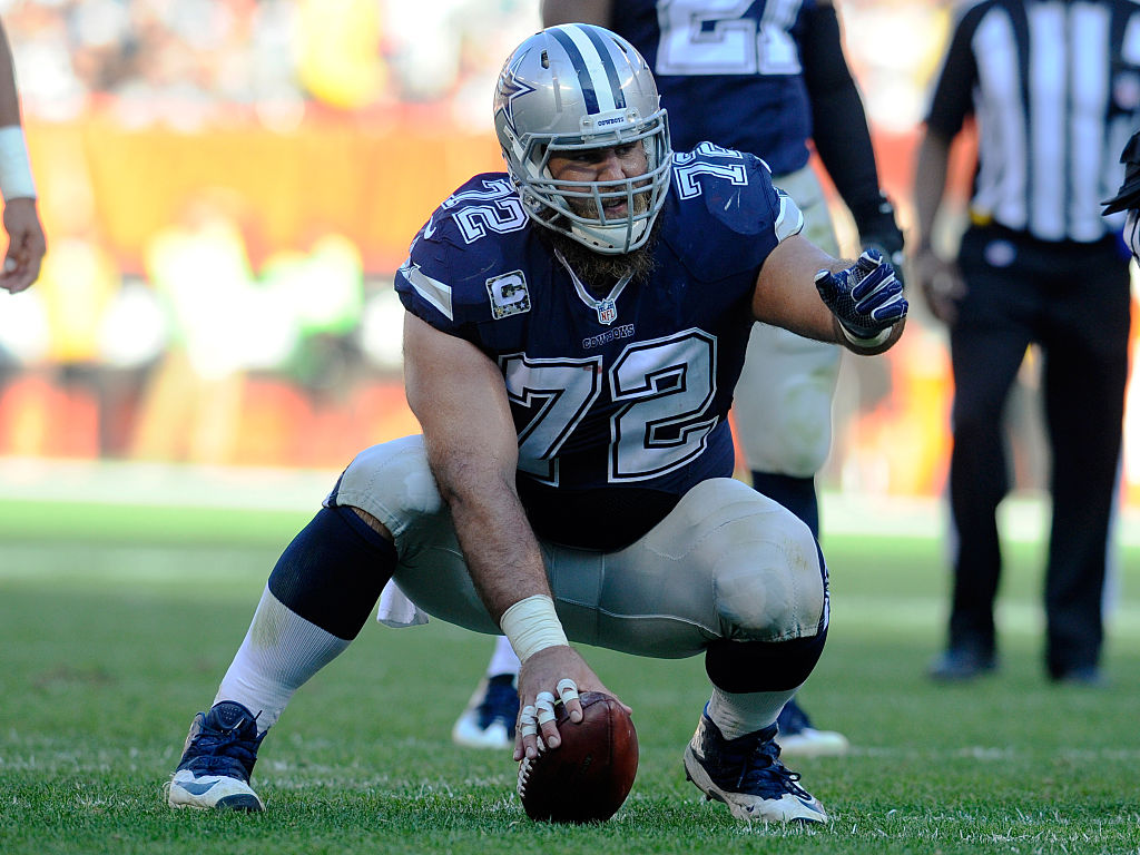 Travis Frederick provided stability at the center spot for the Cowboys since 2013 before announcing his retirement on Monday.