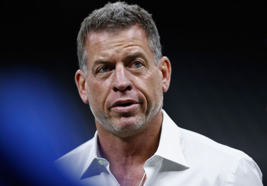 As a fellow quarterback, Troy Aikman can't overlook Tom Brady's historic greatness.