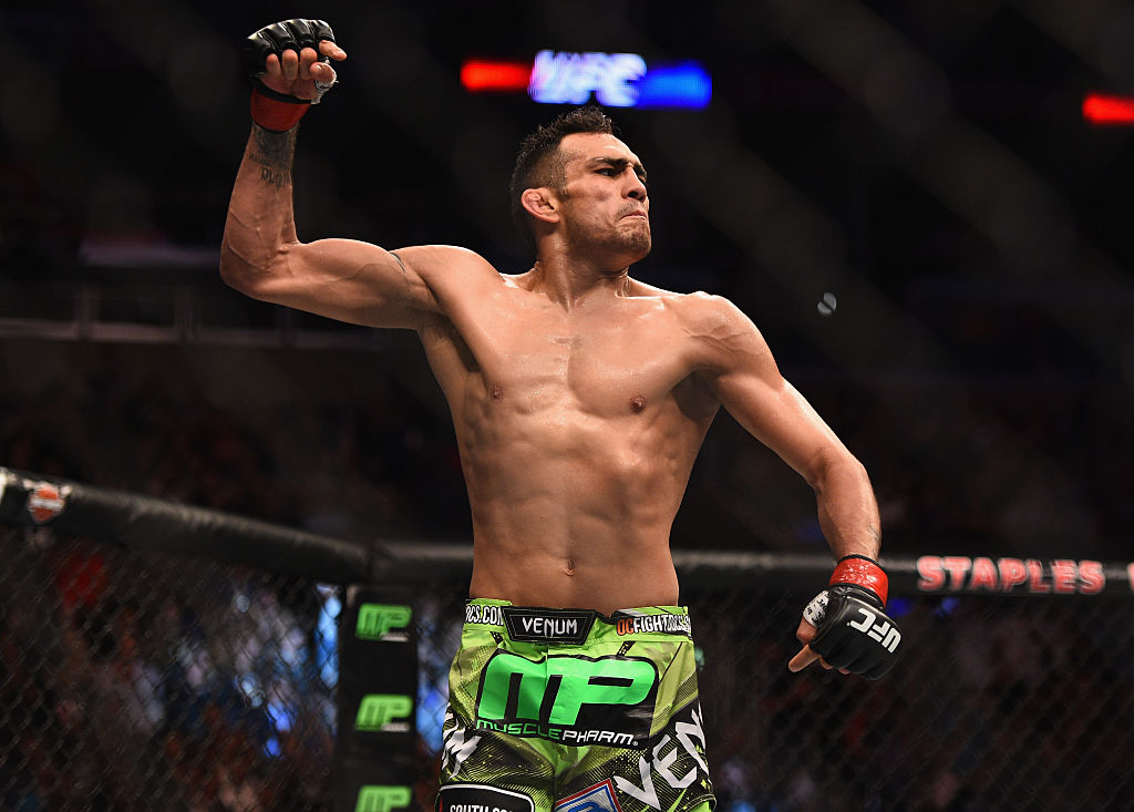 Tony Ferguson Didn't Let His Disability Slow Down His UFC Career