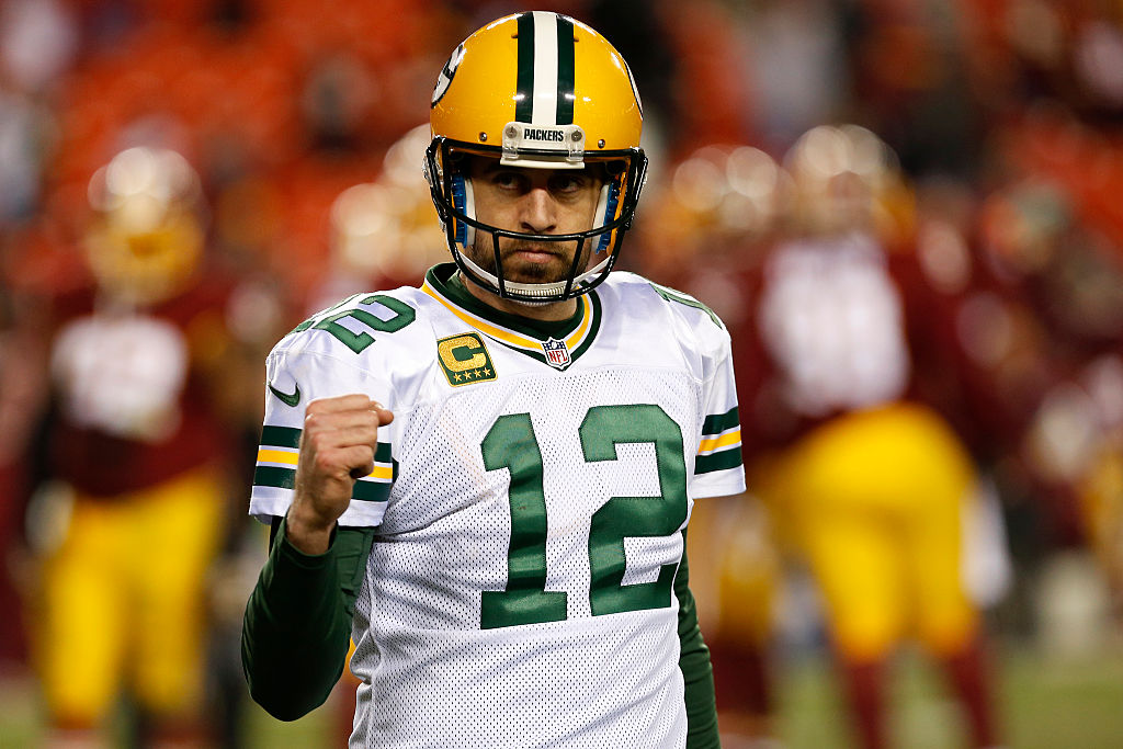 Aaron Rodgers Has Strong Feelings About the Packers Drafting a QB