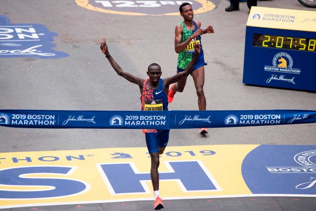 Boston Marathon Postponed for First Time in 124 Years