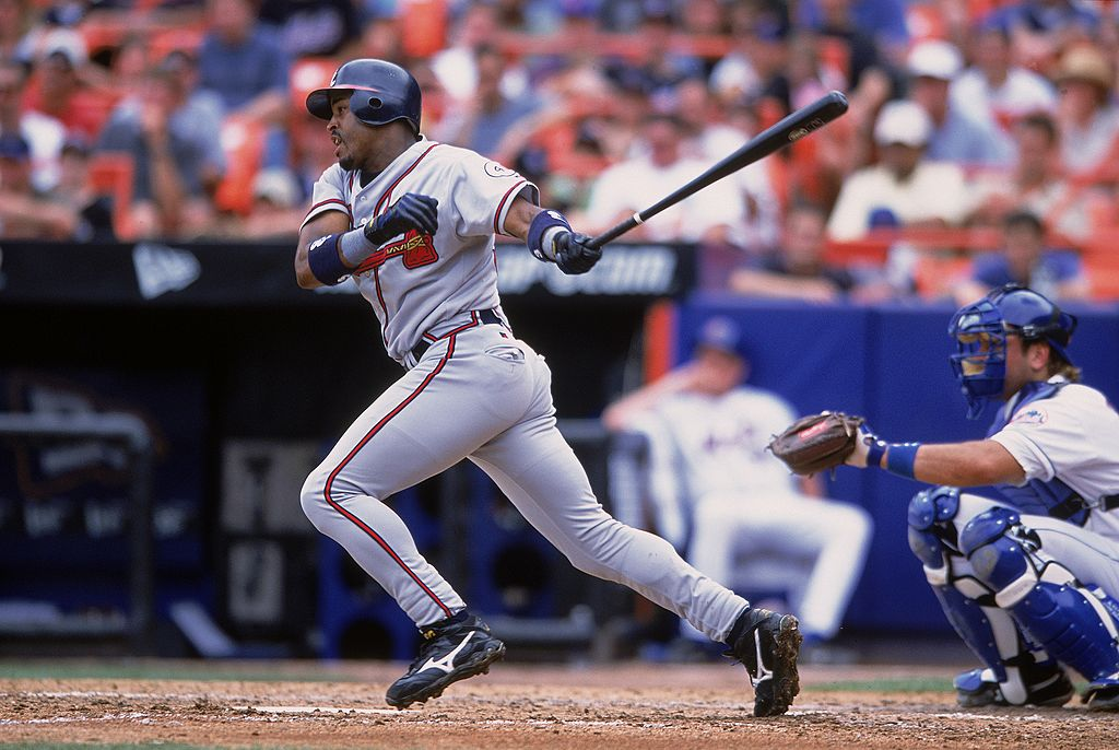 A Look Back at Brian Jordan, the 'Other' Two-Sport Star