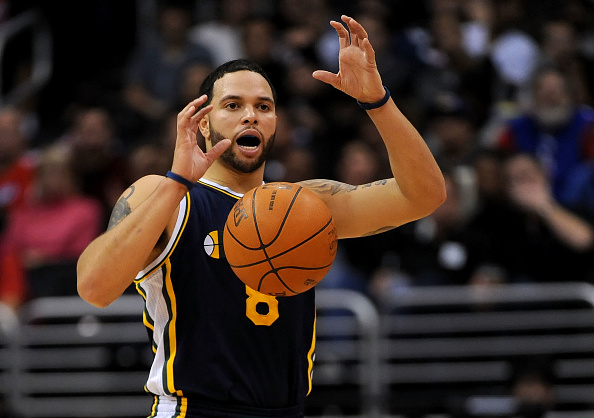 Deron Williams NBA