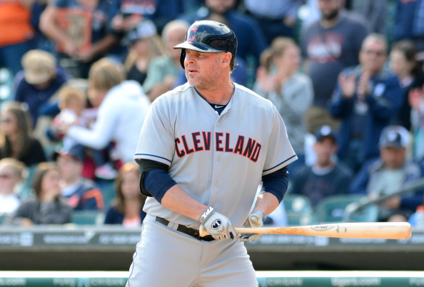Jason Giambi MLB