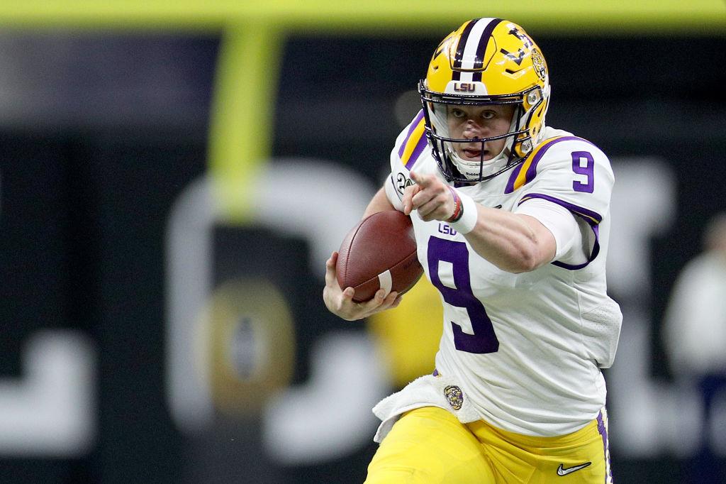 Joe Burrow Grew Up a Saints Fan Despite His Ohio Roots