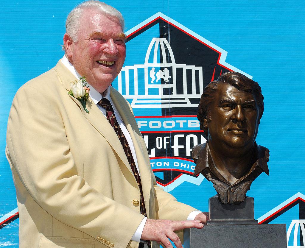 John Madden Could Have Been a Sitcom Star Instead of a Football Broadcaster