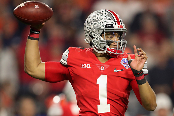 Ohio State QB Justin Fields Has Been a Star Since Netflix Show QB1: Beyond the Lights