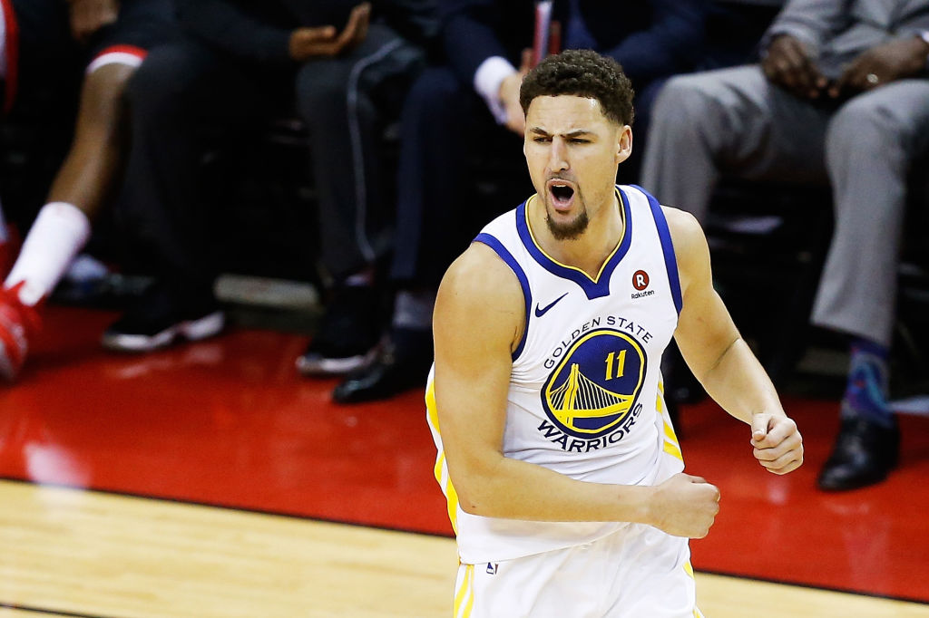 Klay Thompson Once Scored 60 Points on 11 Dribbles