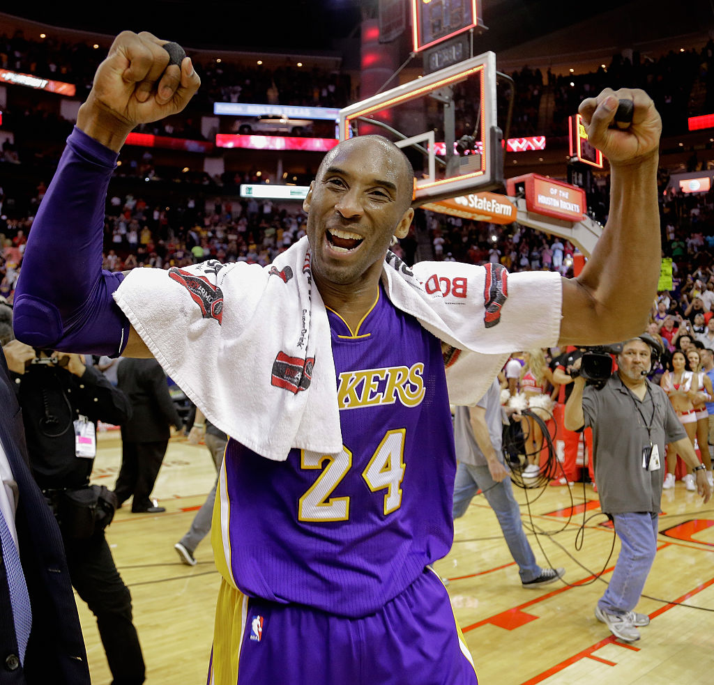 Was Kobe Bryant the Most Competitive Professional Athlete of All Time?