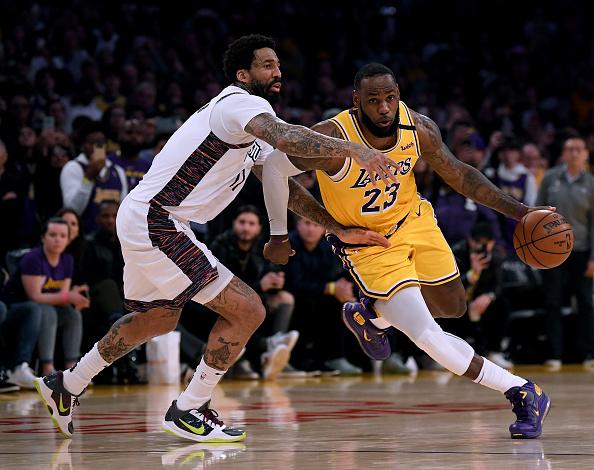 LeBron James MVP season